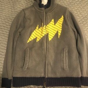 Hanna Anderson sweater jacket